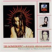 Click here for more info about 'Paula Cole - Special Sampler - 7-trk'