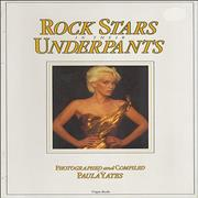 Click here for more info about 'Paula Yates - Rock Stars in Their Underpants - Sealed'