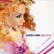 Click here for more info about 'Paulina Rubio - Algo Tienes'