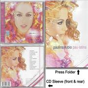 Click here for more info about 'Paulina Rubio - Pau-Latina'