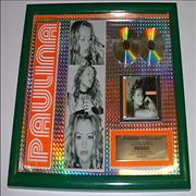 Click here for more info about 'Paulina Rubio - Paulina'