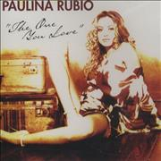 Click here for more info about 'Paulina Rubio - The One You Love'