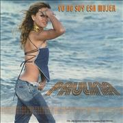 Click here for more info about 'Paulina Rubio - Yo No Soy Esa Mujer'