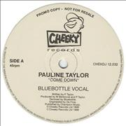 Click here for more info about 'Pauline Taylor - Come Down'