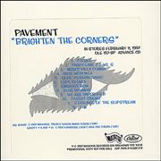 Click here for more info about 'Pavement - Brighton The Corners'