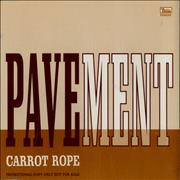 Click here for more info about 'Pavement - Carrot Rope'