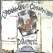 Click here for more info about 'Pavement - Crooked Rain Crooked Rain'