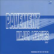 Click here for more info about 'Pavement - Major Leagues'
