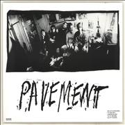 Click here for more info about 'Pavement - Publicity Photograph'