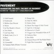 Click here for more info about 'Pavement - Quarantine The Past: The Best Of'