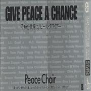 Click here for more info about 'Peace Choir - Give Peace A Chance - Snapped'