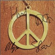 Click here for more info about 'Peace - Money - Autographed'