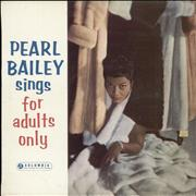 Click here for more info about 'Pearl Bailey - Pearl Bailey Sings For Adults Only - Factory Sample'