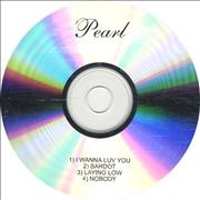Click here for more info about 'Pearl (Ex Powder) - I Wanna Love You'