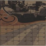 Pearl Jam 2003 Fanclub Calendar - Sealed UK memorabilia Promo