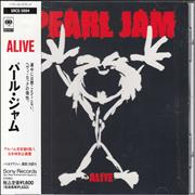 Click here for more info about 'Pearl Jam - Alive - Promo'