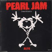 Click here for more info about 'Pearl Jam - Alive'