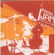 Pearl Jam Benaroya Hall Japan 2-CD album set Promo