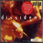 Click here for more info about 'Pearl Jam - Dissident - CDs 1 & 2'