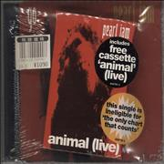 Click here for more info about 'Pearl Jam - Go + Free Cassette'