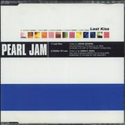 Click here for more info about 'Pearl Jam - Last Kiss - Jewel Case'