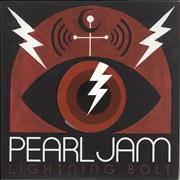 Click here for more info about 'Pearl Jam - Lightning Bolt - EX'