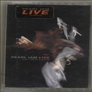 Click here for more info about 'Pearl Jam - Live On Two Legs'
