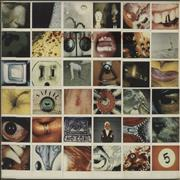 Pearl Jam No Code - Art Prints E - EX UK vinyl LP