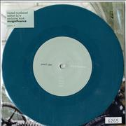 Click here for more info about 'Pearl Jam - Nothing As It Seems - Jade Green vinyl'