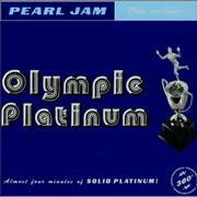 Click here for more info about 'Pearl Jam - Olympic Platinum'