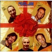 """Pearl Jam Someday At Christmas USA 7"""" vinyl"""