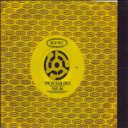 Click here for more info about 'Pearl Jam - Spin The Black Circle - yellow disc'