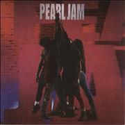 Click here for more info about 'Pearl Jam - Ten - 180gram'