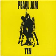 Pearl Jam Ten - Digipak UK CD album