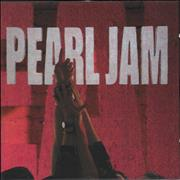 Click here for more info about 'Pearl Jam - Ten'
