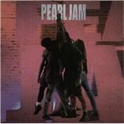 Pearl Jam Ten USA vinyl LP