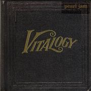 Click here for more info about 'Pearl Jam - Vitalogy'