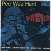 Pee Wee Hunt Do-Wacka-Do UK vinyl LP