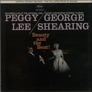 Click here for more info about 'Peggy Lee - Beauty And The Beat! - Sample'