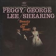 Click here for more info about 'Peggy Lee - Beauty And The Beat!'