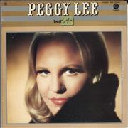 Click here for more info about 'Peggy Lee - Best 20'