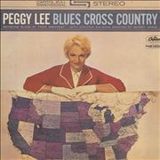 Click here for more info about 'Peggy Lee - Blues Cross Country'