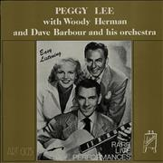 Click here for more info about 'Peggy Lee - Easy Listening'
