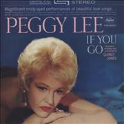 Click here for more info about 'Peggy Lee - If You Go'