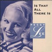Click here for more info about 'Peggy Lee - Is That All There Is'