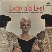 Click here for more info about 'Peggy Lee - Latin Ala Lee! - 1st - WOC'