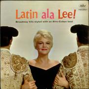 Click here for more info about 'Peggy Lee - Latin Ala Lee!'