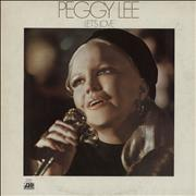 Click here for more info about 'Peggy Lee - Let's Love'