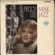 Click here for more info about 'Peggy Lee - Mink Jazz - 1st - WOC'