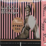 Click here for more info about 'Peggy Lee - Miss Peggy Lee - Postcard/Display'